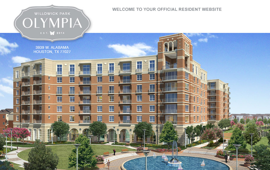 Olympia and The Townhomes at Willowick Park